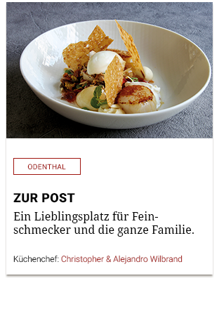 Zur Post Cover